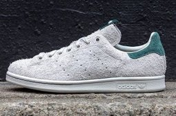 Adidas Originals Consortium X Juice Suede Stan Smith White Green Shoes | Nike Running Shoes | Scoop.it