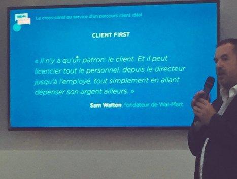 Le parcours client cross-canal : principes et réalités | Digital et Expérience client omnicanal | Scoop.it