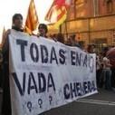 Os sindicatos combativos achuntan más de 15.000 presonas en Zaragoza | #Vada29M | Scoop.it
