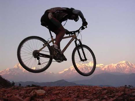Come to us for a biking session at the Top of the World. | Trekking in Nepal |  Climbing in nepal | Tours in Nepal - Bhandari Tours & Travels | Scoop.it