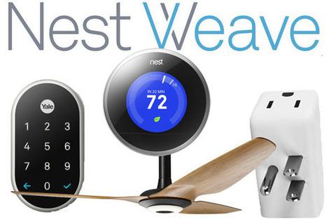 Nest Labs announces Nest Weave protocol | Information Technology & Social Media News | Scoop.it
