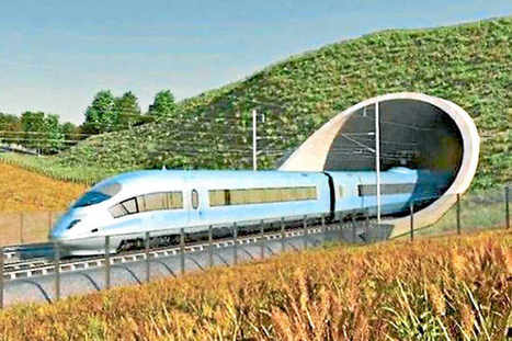 HS2 route should be altered, says group - expressandstar.com | SteveB's Social Learning Scoop | Scoop.it