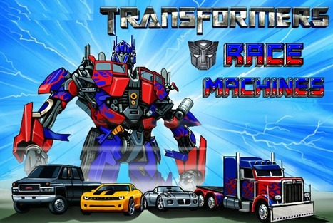 Transformers Race Machines | Transformers Games | Sonic Games | Power Rangers Games | Scoop.it