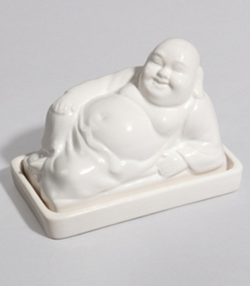 Buddha Butter Dish | Kitsch | Scoop.it