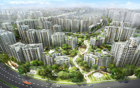 Urban Redevelopment Authority Draft Master Plan 2013 - Green Living | Trends in Singapore | Scoop.it