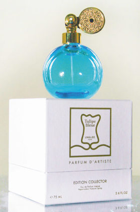Tulipe Bleue, quand l'art se met au parfum | Les Gentils PariZiens : style & art de vivre | Scoop.it
