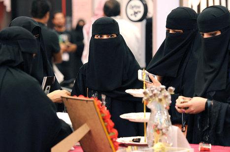 A Tweet On Women's Veils, Followed By Raging Debate In Saudi Arabia | Cultural Geography | Scoop.it