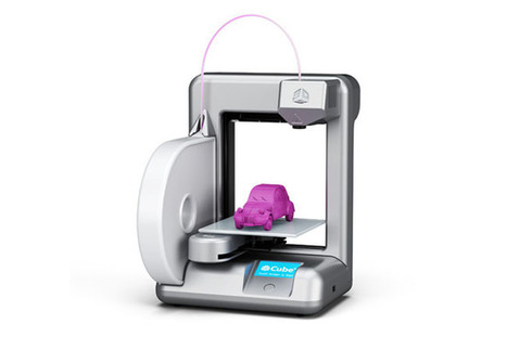 Dixons preps home 3D printer for plastic-piping punters | Bring back UK Design & Technology | Scoop.it