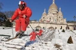 La neige est une fête, surtout à Paris | Trollface , meme et humour 2.0 | Scoop.it