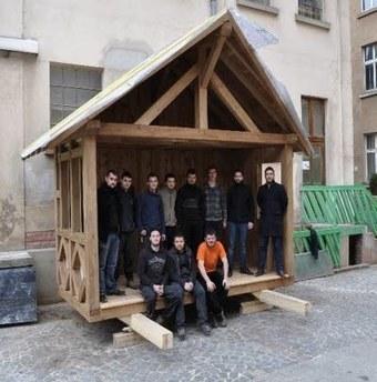 La nouvelle cabane inaugurée samedi | Strasbourg Eurométropole Actu | Scoop.it