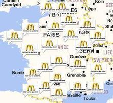 Né aux Etats-Unis, Made in France: Comment McDonald connaît le succès sur la terre des étoiles Michelin (II) | RESTAURANT | Scoop.it