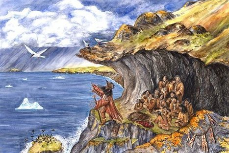 Newfoundland birds were the heart of extinct Beothuk nation's religion, study says | Archaeology News | Scoop.it