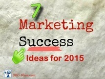Top 7 Content Marketing Ideas for 2015 and Beyond | Allround Social Media Marketing | Scoop.it