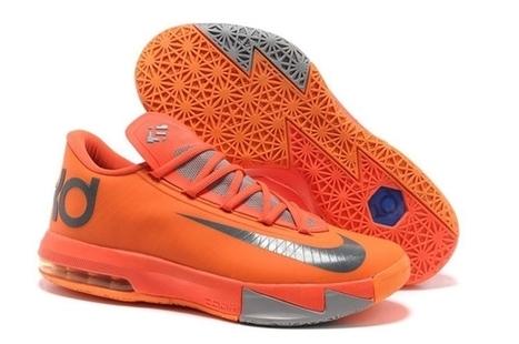 Nike Zoom KD 6 Total Orange cheap | Cheap KD Shoes | Scoop.it