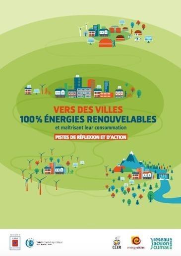 Vers des villes 100% énergies renouvelables | Le DD en Entreprise | Scoop.it