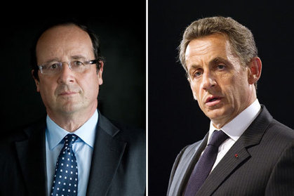 Hollande en tête aux 1er (30%) & 2nd tour (58%) - OpinionWay | Hollande 2012 | Scoop.it