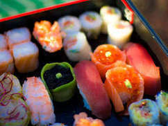 Age slowly by eating sushi outside   | Health | News | Daily Express | Yummy Tummy | Scoop.it