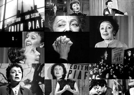 Il y a 50 ans disparaissait Edith Piaf... | frans | Scoop.it