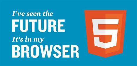 HTML5.1 arrive sur GitHub, la version finale attendue pour septembre | CSS3 et HTML5 pratiques | Scoop.it