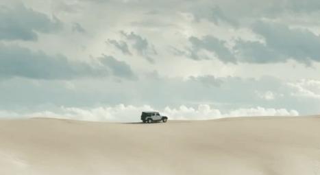 Jeep invente le premier GPS destiné à vous perdre volontairement   Marketing et Automobile   Scoop.it