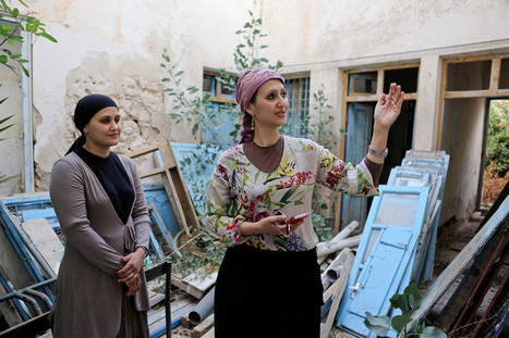 Tunisian Jewish Enclave Weathers Revolt, Terror; Can It Survive Girls' Education?   Jewish Education Around the World   Scoop.it