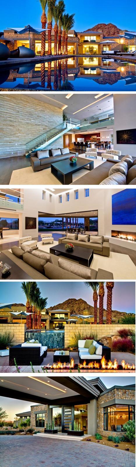 Casa Paradise Valley : Remodelada por Kendle Design Collaborative | Arquitectura Del Siglo XXI | Scoop.it