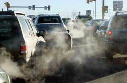 Traffic-Related Air Pollution Associated With Changes In Right Ventricular Structure And Function | Environmental Safety | Scoop.it