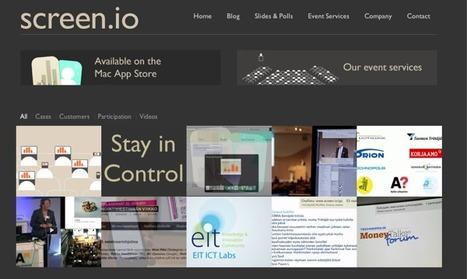 screen.io | Participation Company | Emerging Digital Workflows [ @zbutcher ] | Scoop.it