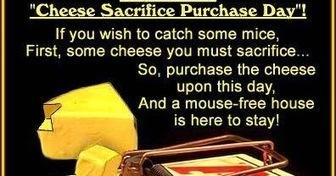 Awakenings: Cheese Sacrifice? | Awakenings: America & Beyond | Scoop.it