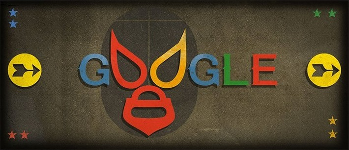 New Google Doodle Honors Mexican Wrestling Legend El Santo | TIME | Kiosque du monde : Amériques | Scoop.it