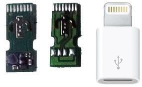 Le DRM matériel d'Apple sur les connecteurs Lightning a été cracké   Veille de Black Eco   Scoop.it