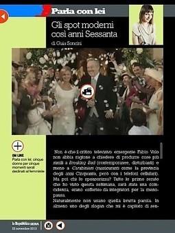 Gli spot moderni così anni Sessanta | Anni Sessanta | Scoop.it