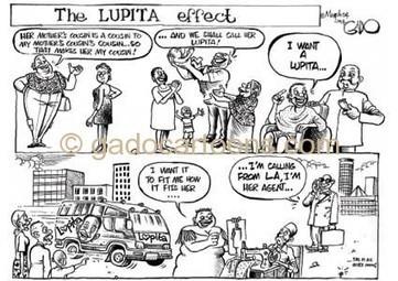 The LUPITA Effect - Gado | African News | Scoop.it