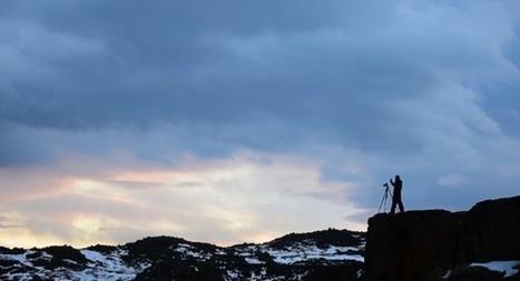 Avec un drone, accompagnez l'un des meilleurs photographes de paysages en Islande – Lense.fr | Backlight Magazine. Photography and community. | Scoop.it