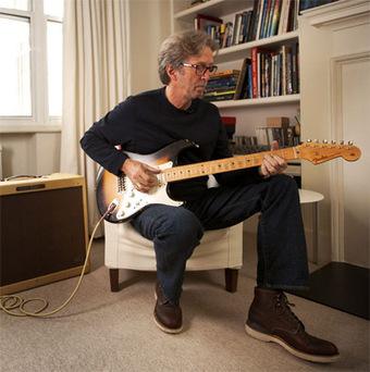 Eric Clapton, Guitar Center market $50,000 guitar via multichannel ... | Around the Music world | Scoop.it