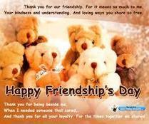 Happy Friendship Day 2014 3rd August Facebook quotes & Wallpapers | Entertainment, Movies & Gadgets | Scoop.it