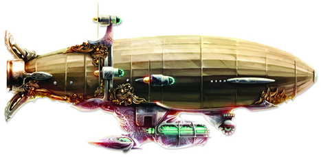 Steampunk: Full Steam Ahead | Reading for Young Adults | Scoop.it