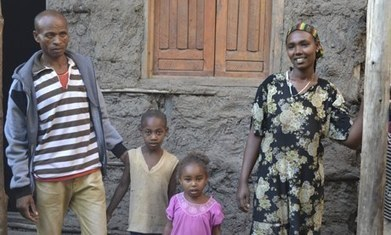 Ethiopia's model families hailed as agents of social transformation | Grahame Robb Associates | Scoop.it