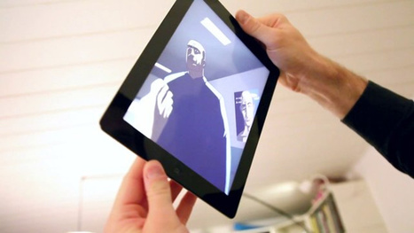 Go Where You Want in These Immersive 360 Degree iPad Animations - Gizmodo | iOS Animation | Scoop.it