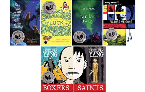 2013 National Book Awards Teen Press Conference, The National Book Foundation | Book Reviews | Scoop.it