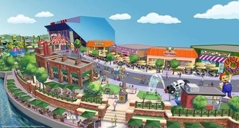 Bientôt un parc d'attraction Les Simpson | The simpsons | Scoop.it