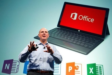 Office 2013 signe la disparition des CD d'installation | Geeks | Scoop.it