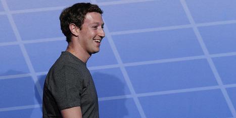 Facebook lance (enfin) sa nouvelle timeline   Actua web marketing   Scoop.it