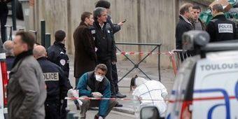 En direct : la plaque d'immatriculation du tireur au scooter filmée | Toulouse La Ville Rose | Scoop.it