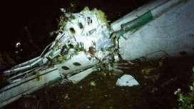 Brazil football team Chapecoense in Colombia plane crash  Lamia Bae 146 | Aviation Loss Log from GBJ | Scoop.it
