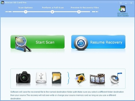 SD Card Data Recovery Software  Free Download- LionSea™ Software | How To Recover SD Card Files | Scoop.it