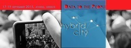"""Call for Papers: """"Data to the People"""" - 3rd International Hybrid City Conference 