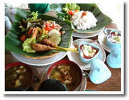 Bali Food - famous dishes, herbs and sauces | Bali for Students | Scoop.it