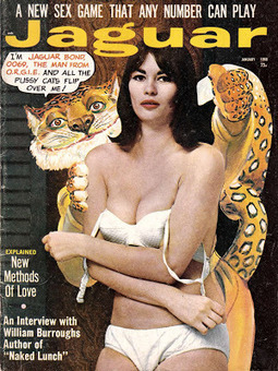 and everything else too: Jaguar Bond, Agent 0069 | Sex History | Scoop.it