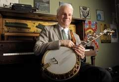 The many shades of Steve Martin - Rochester Democrat and Chronicle | WNMC Music | Scoop.it